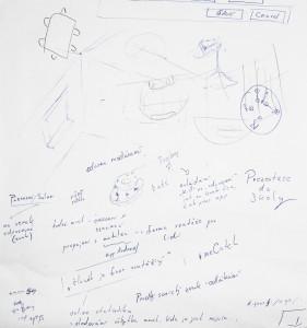 Zápisky k vymýšlení budoucí iLampy